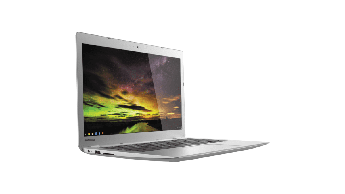 At Long Last, The Toshiba Chromebook 2 Gets Android Apps
