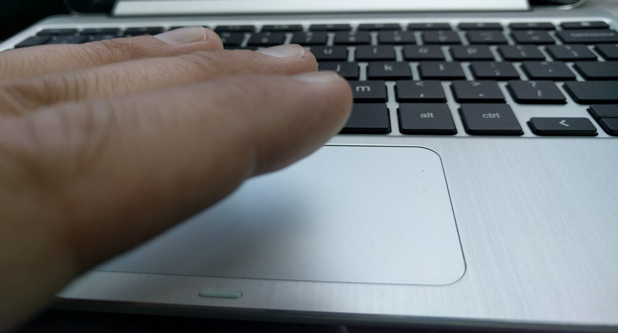 Hover-Enabled Trackpads Coming to Chromebooks