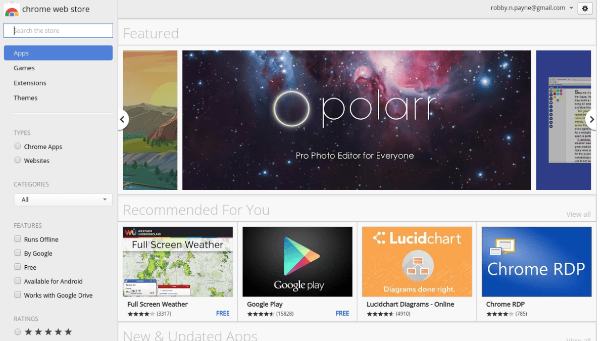 Chrome Apps Being Slowly Phased Out For Windows, Mac OS and Linux