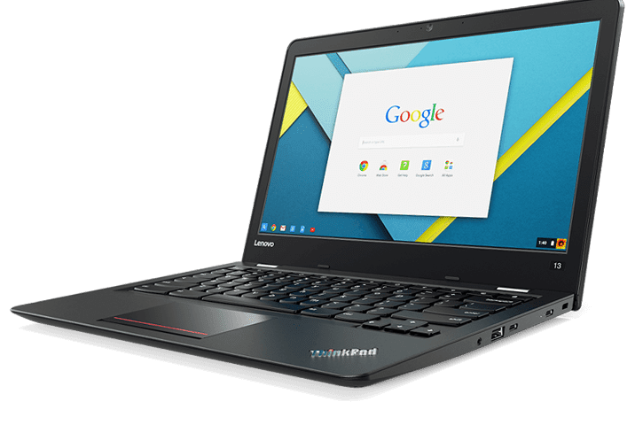 Lenovo Thinkpad 13 Chromebook Touchscreen Arrives In Time For Android Apps – Will HP and Acer Follow Suit?