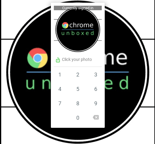 Chrome OS 54 Brings Quick Pin Unlock To Chromebooks