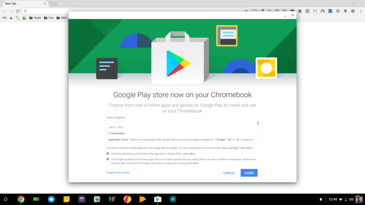 More Chromebooks Getting Android Apps In Beta Channel