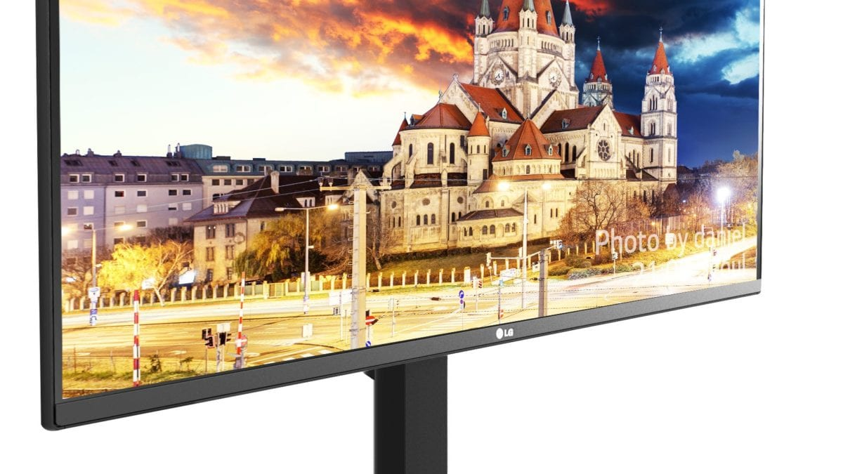 Chromecast-Equipped Monitor From LG Coming Soon