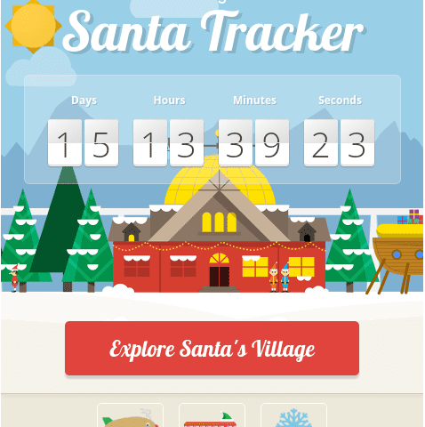 Google Santa Tracker: Keep Tabs On Jolly Old St. Nick From Your Chromebook