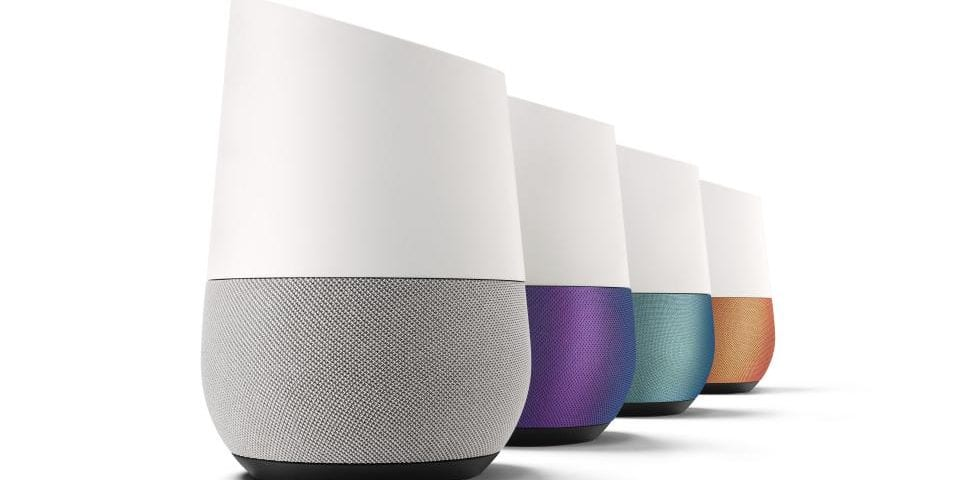 Google Home And WiFi Officially Arrive In The U.K.