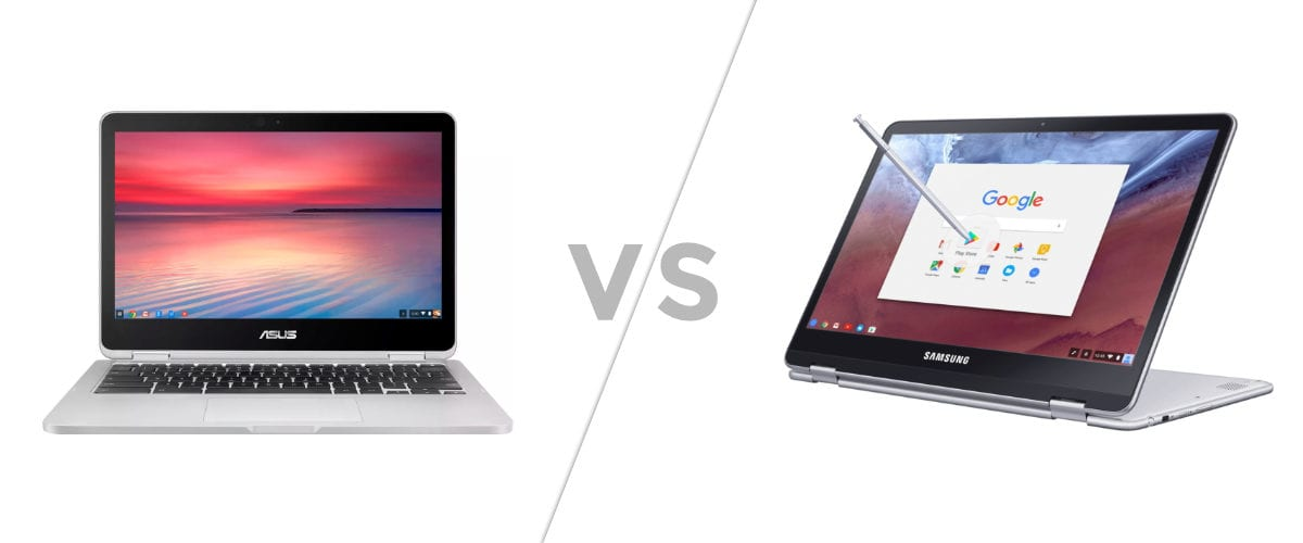 Samsung Plus/Pro vs. ASUS Flip C302: Which Is Better For You?