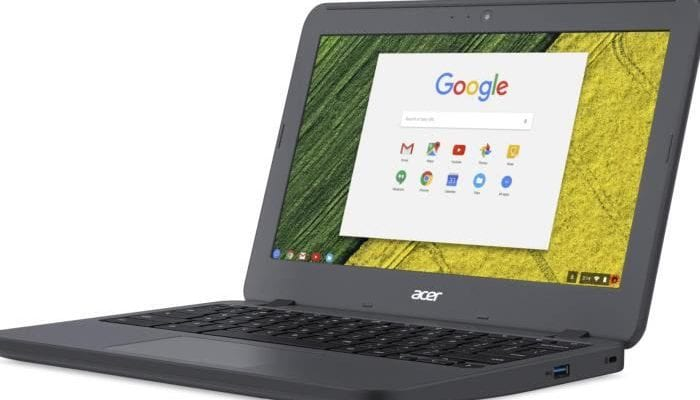 CES: Acer Reveals The Rugged Chromebook 11 N7