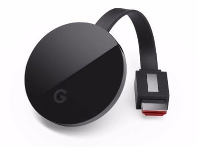 Chromecast Ultra On Sale At Select Retailers