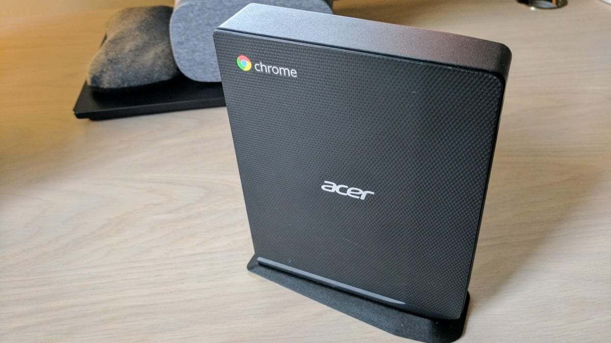 Is Acer Launching A Kaby Lake Chromebox?