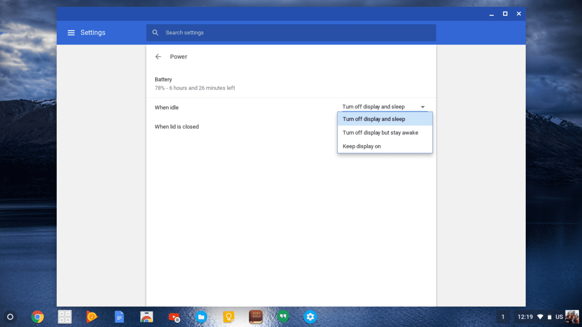 New Power Saving Options Coming To Chromebooks