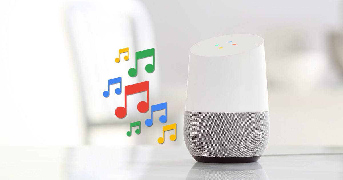 Google Home Bluetooth Audio Is Now Officially Live