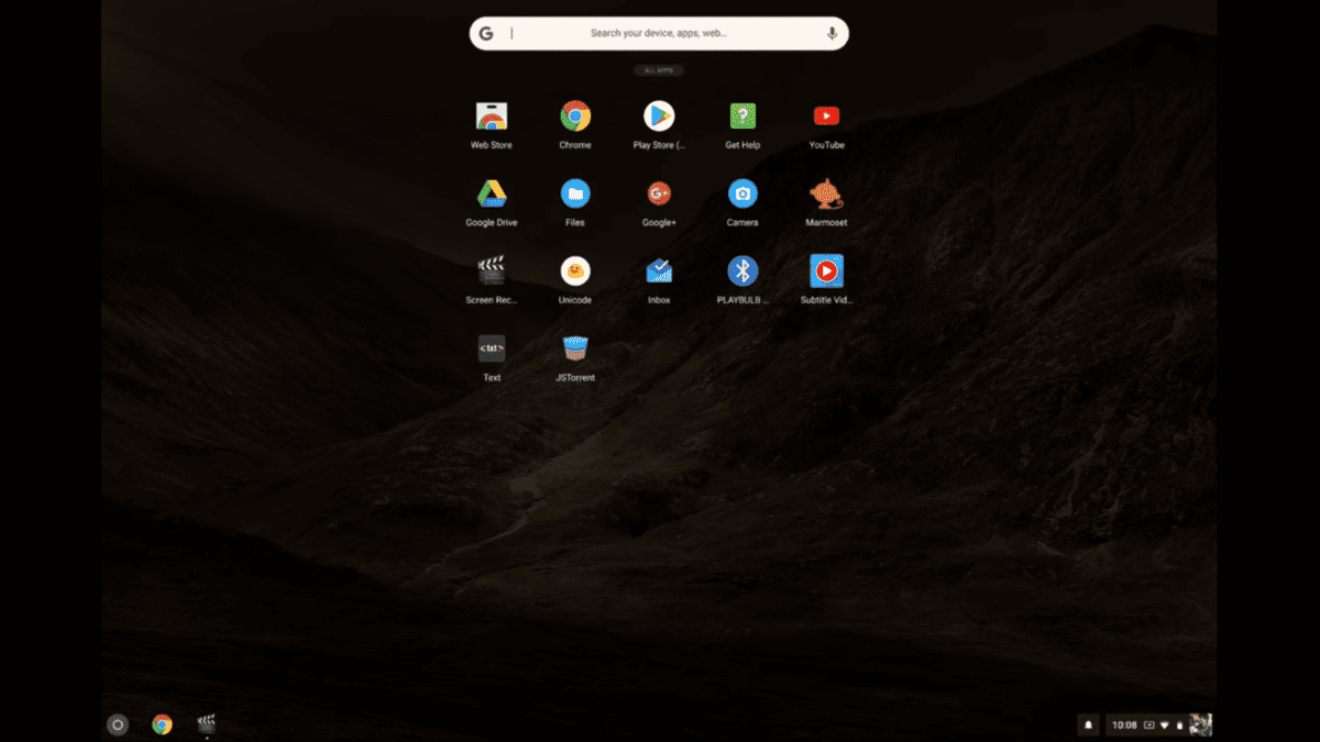 Chromebook App Launcher Getting Major Touch-Friendly Update