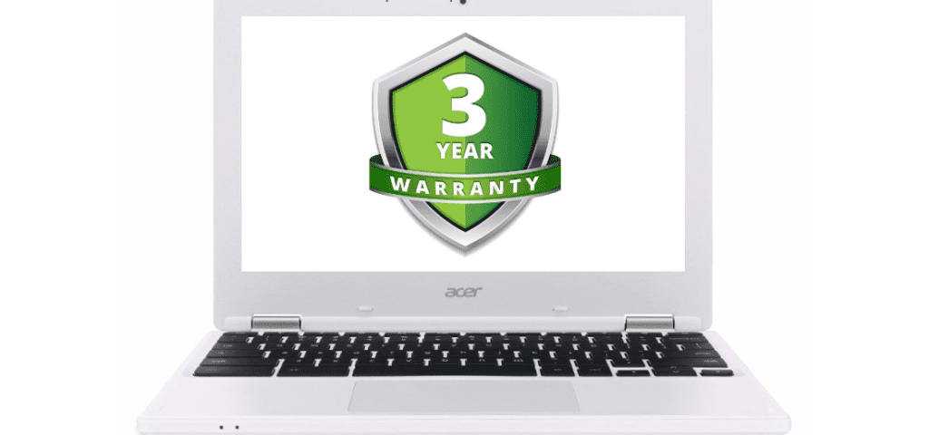 Acer Offers Extended Warranties For Recertified Chromebooks