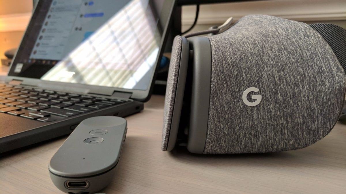 Chrome Web Browsing For Daydream VR Is Live