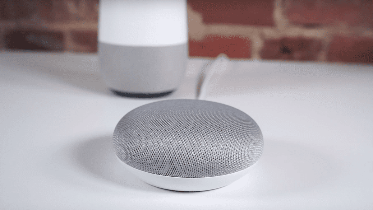 Google Home Mini Takes A Hit Prior To Release
