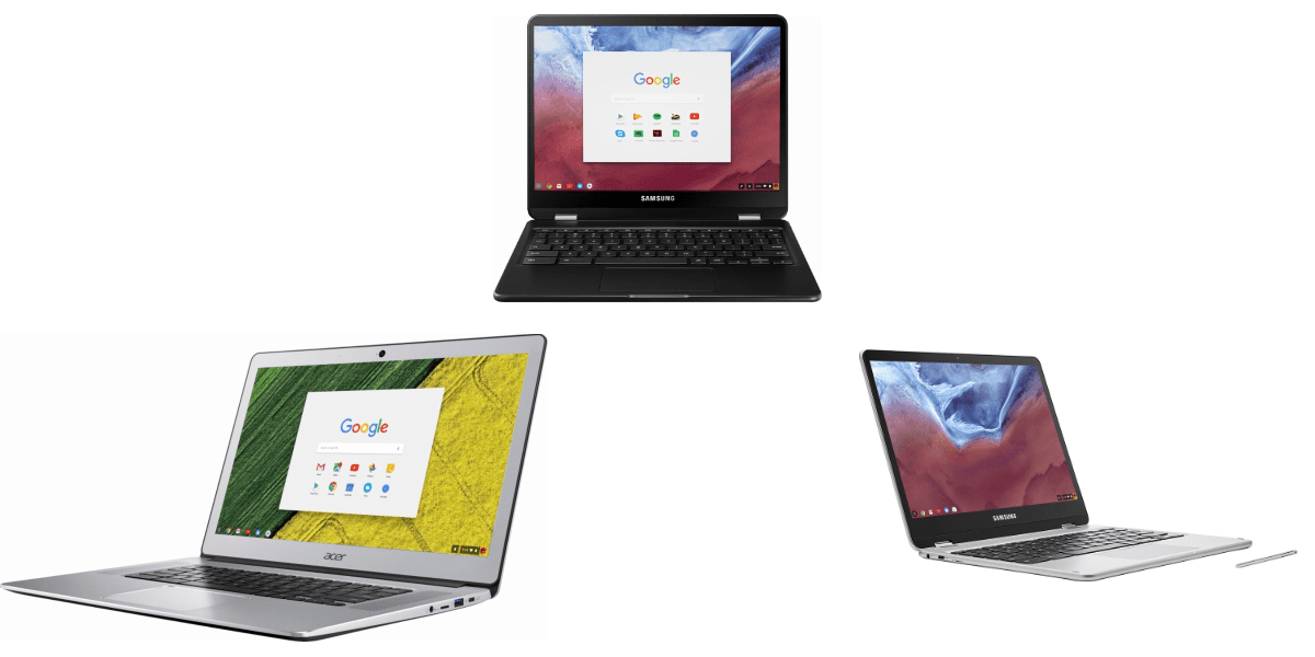 Save Up To $100 On Select Chromebooks From Best Buy