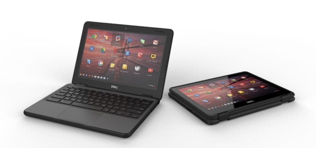 Dell Launches Chromebook 5000 Series For Education, Starting at $289