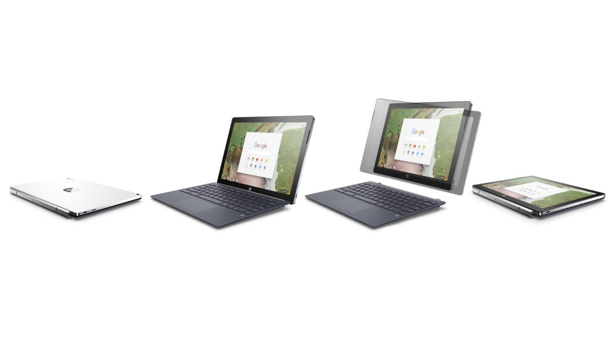 HP Service Document Reveals 5 Chromebook X2 Models And UK Keyboard