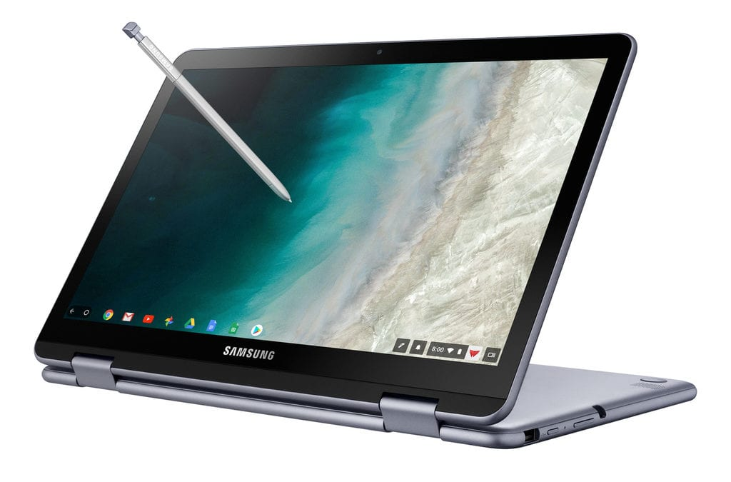 Samsung Now Prepping A Chromebook With LTE