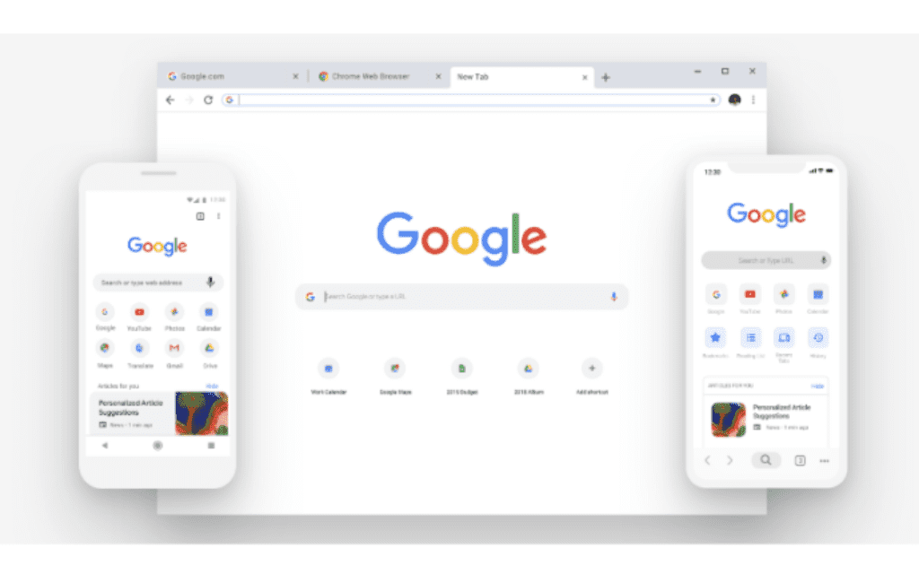 Google's Chrome Turns 10 and Gets a Fresh Look, New Tricks and an Easter Egg