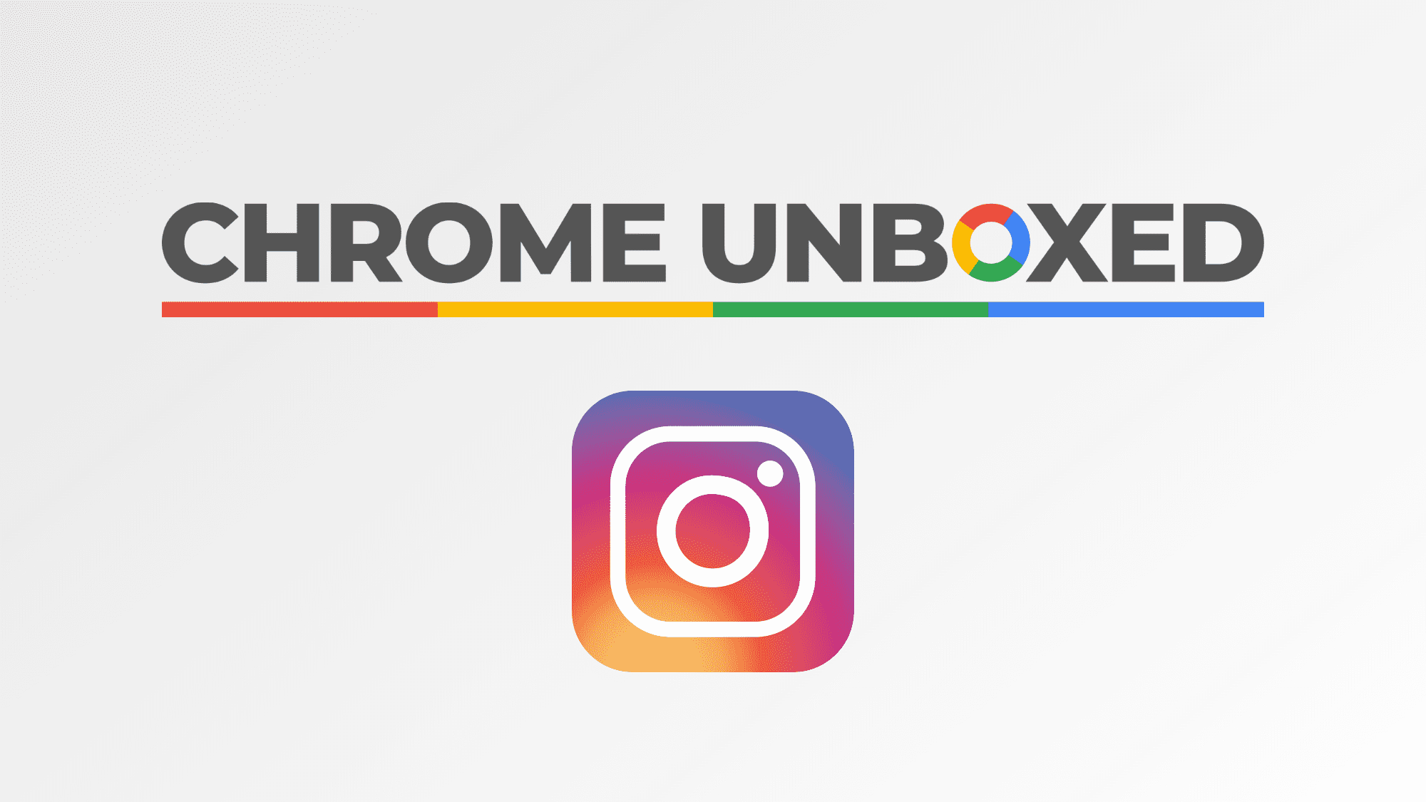 Chrome Unboxed Behind The Scenes In NYC On Instagram