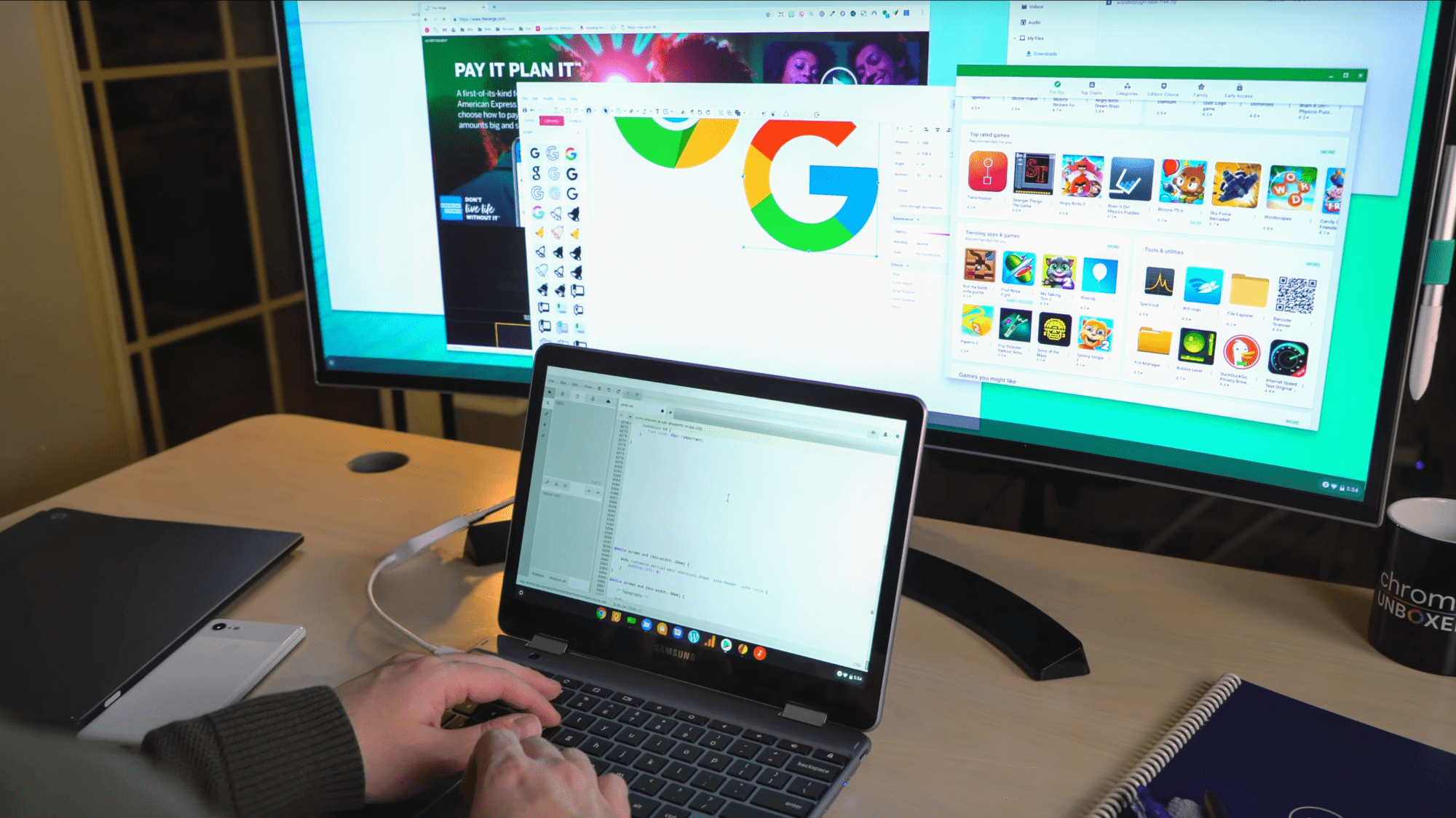 Chromebooks Officially Getting Virtual Desktop Workspaces In A Future Update