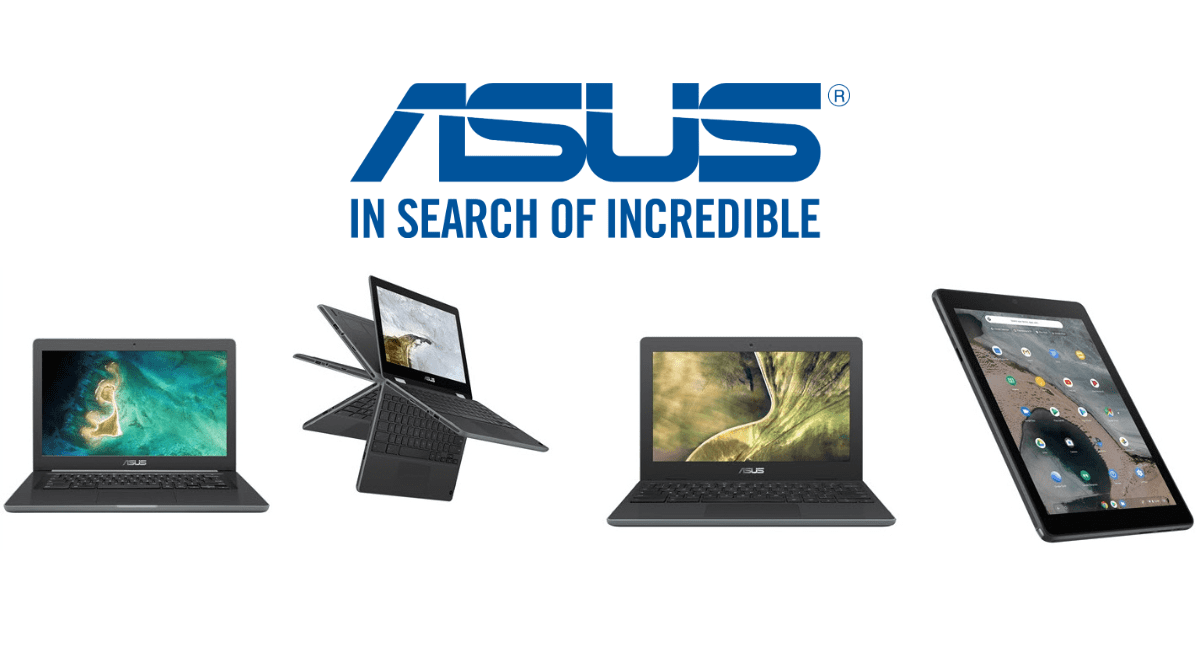 CES 2019: ASUS Debuts First Chrome OS Tablet In New EDU Chromebook Lineup