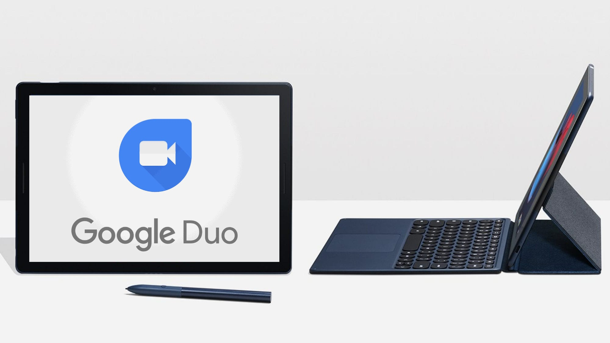 Google's Duo can now be used on tablets and Chromebooks without a phone number