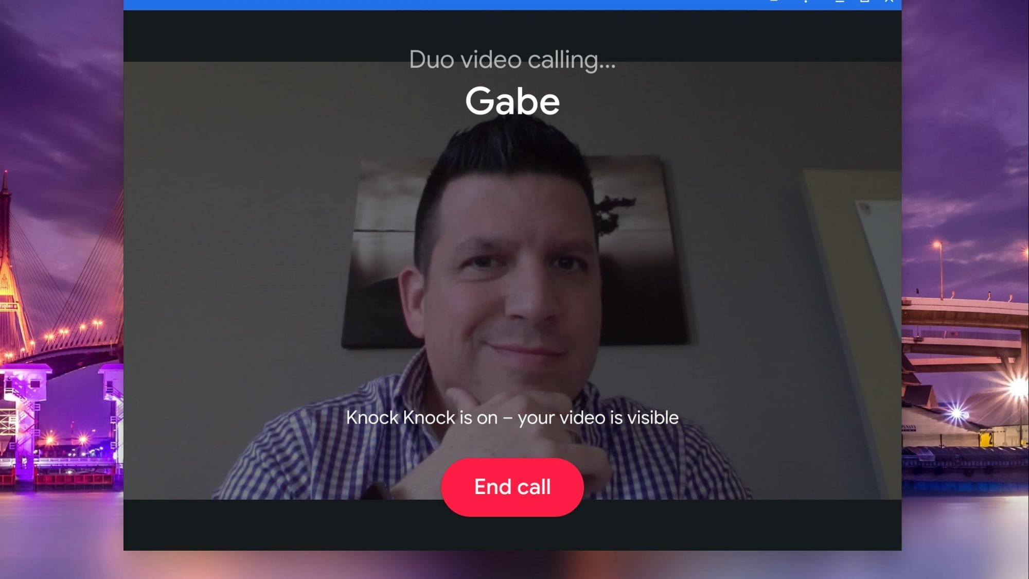 Google Duo adds family mode, doodles and a much-needed web feature