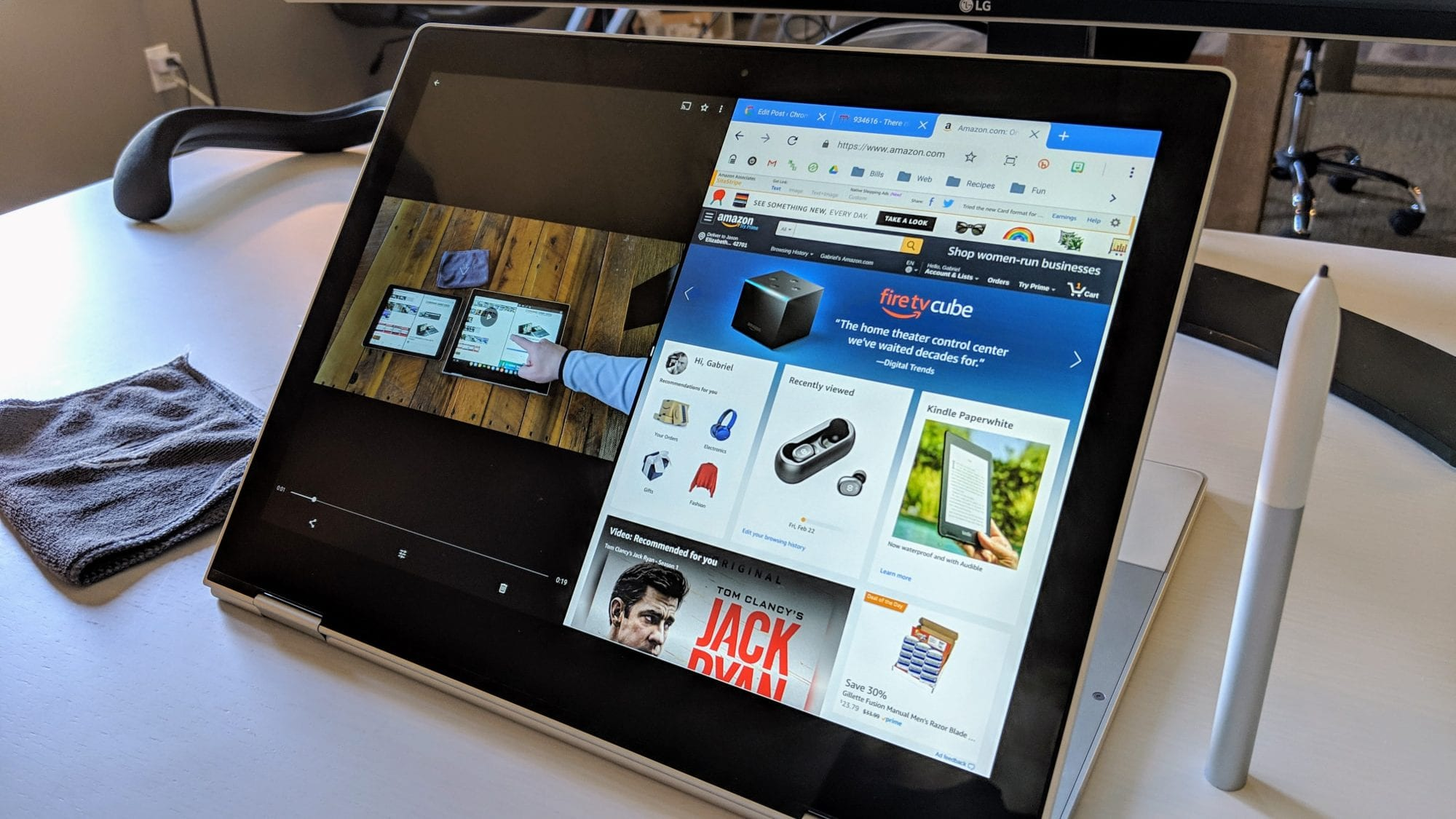 This Feature Could Make Chromebook Tablet Mode Much Smoother, And You Could Help Make It Happen!