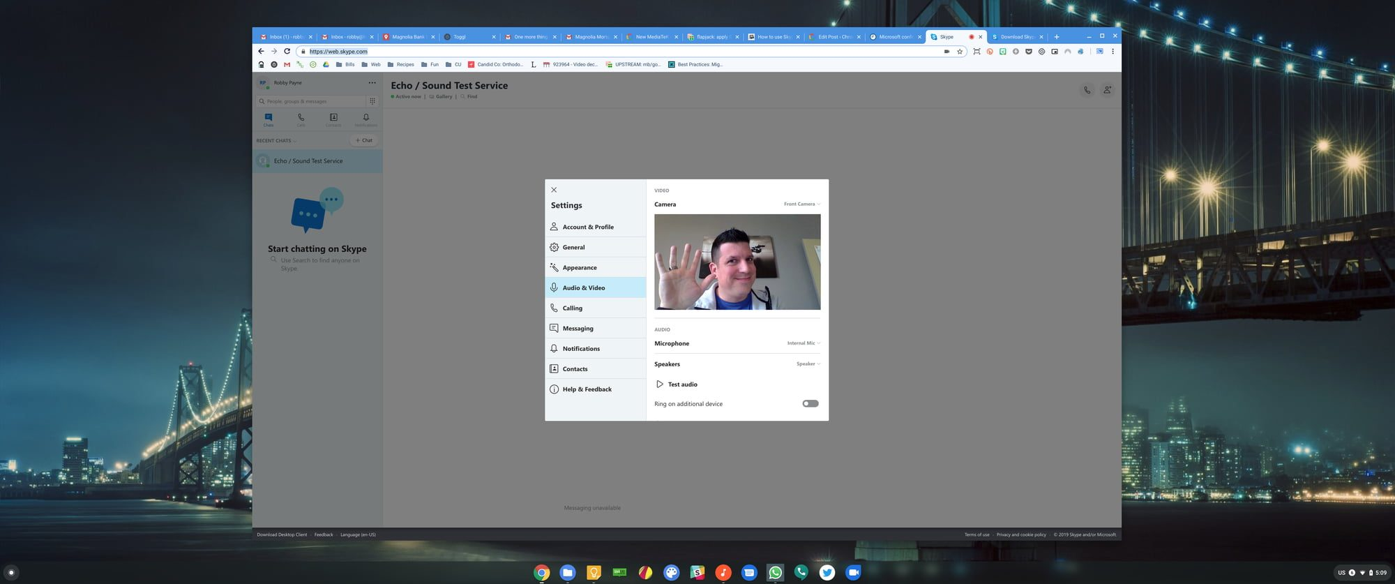 How To Get The Updated Skype For Web Working On A Chromebook