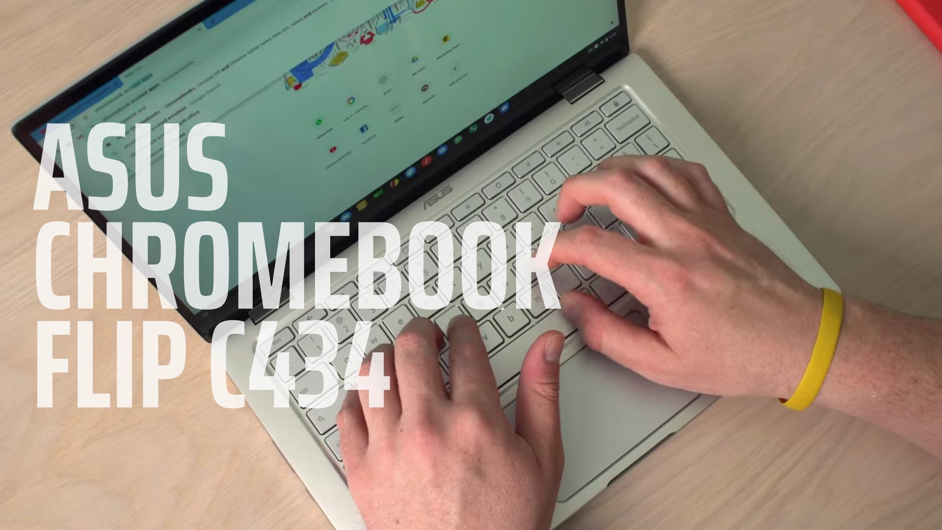 ASUS Chromebook Flip C434: Thoughts After A Week [VIDEO]