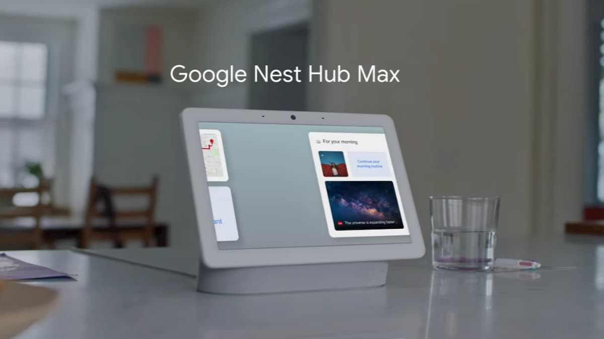 Google Debuts Nest Hub Max, Rebrands And Drops Prices For Home Devices