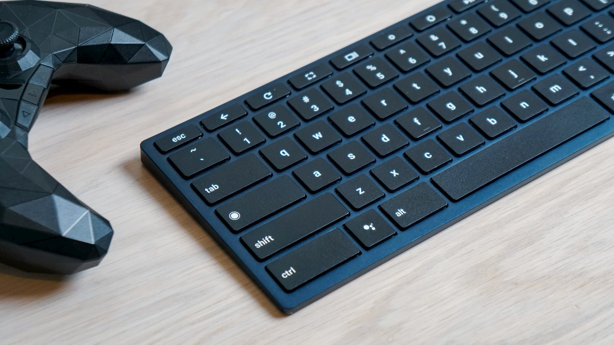 Pick up the premium Brydge C-Type Chrome OS keyboard half off