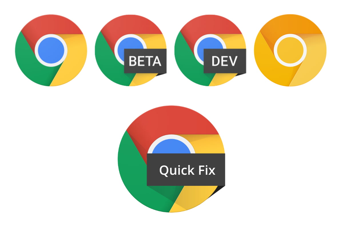 Then There Were Five: Chrome OS Adds New, Quick-Fix Channel