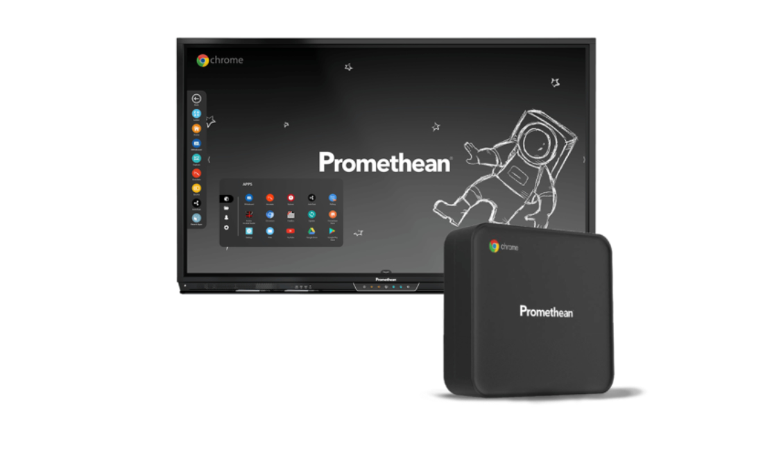 New (Old) Kid on the Block: Promethean Launches First Chromebox Ahead of ISTE