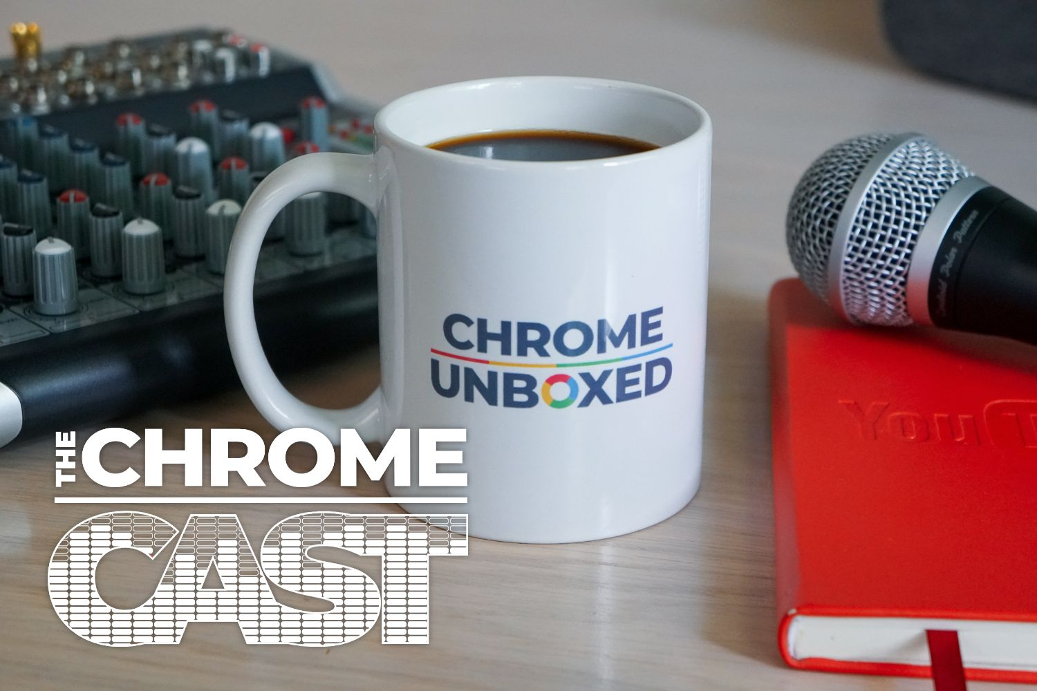 The Chrome Cast 17: The New Chromebooks Are Coming!