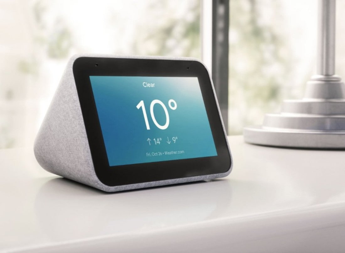 Deal Alert: Lenovo's Google Assistant smart clock hits all-time low at $49.99
