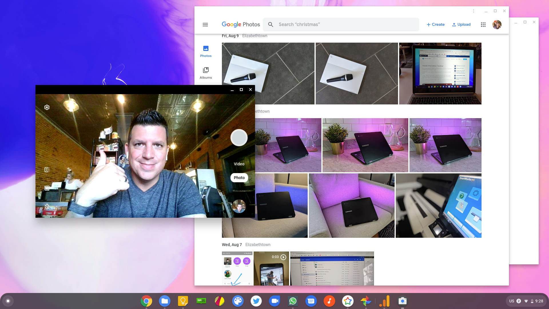 Chrome OS 76 finally makes the camera worth using on your Chromebook