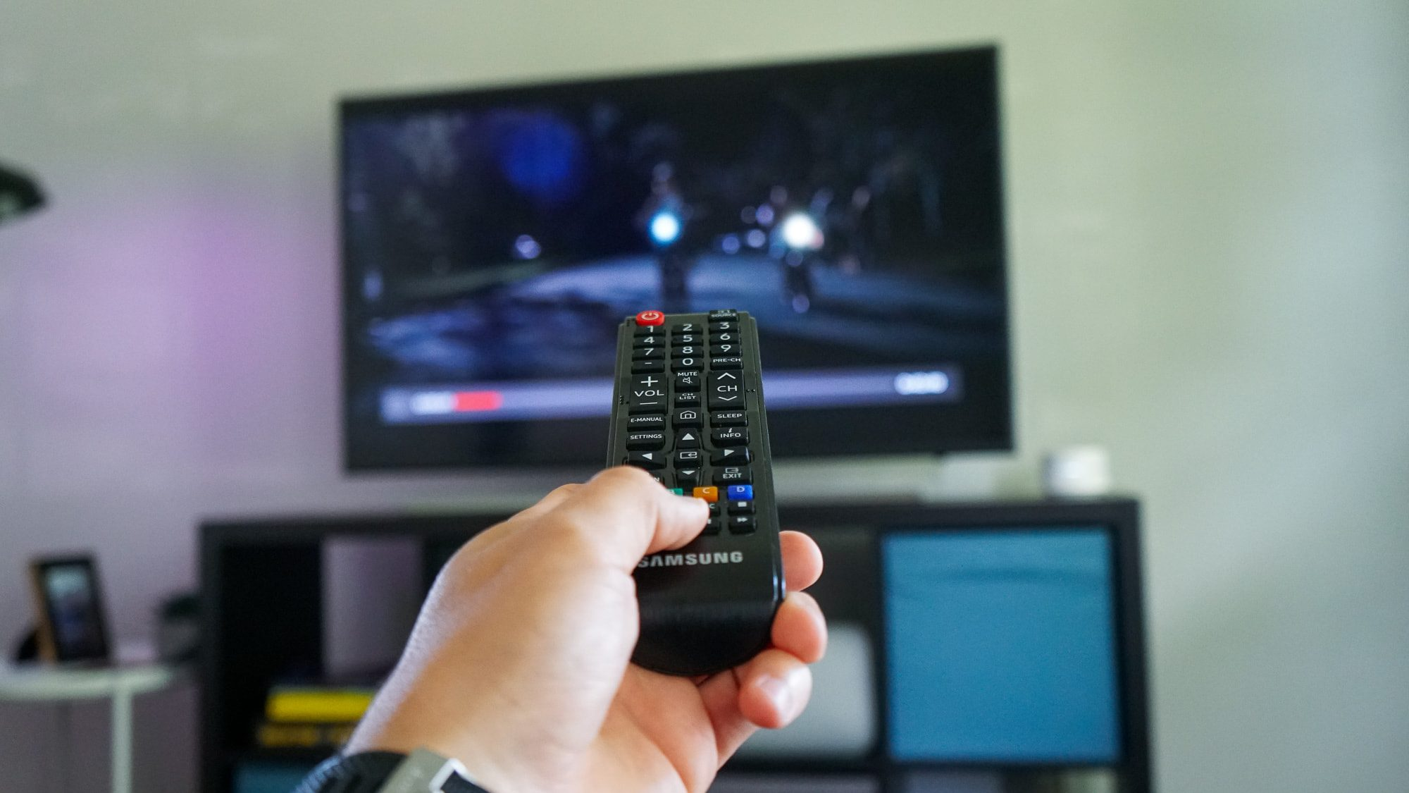 Want a Chromecast remote?  You likely already have one