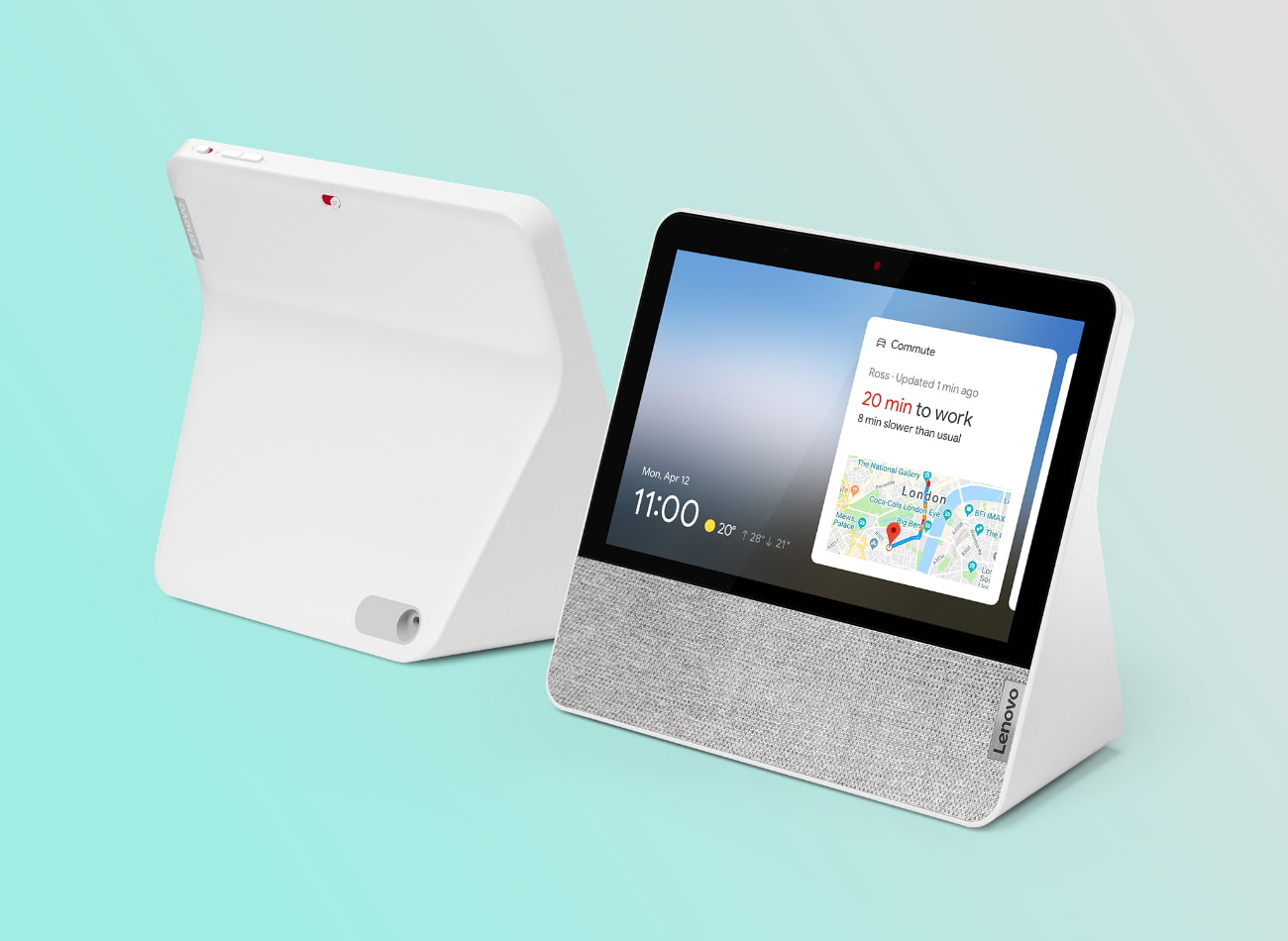 Lenovo debuts 7″ Google Assistant Smart Display and Android Smart Tabs