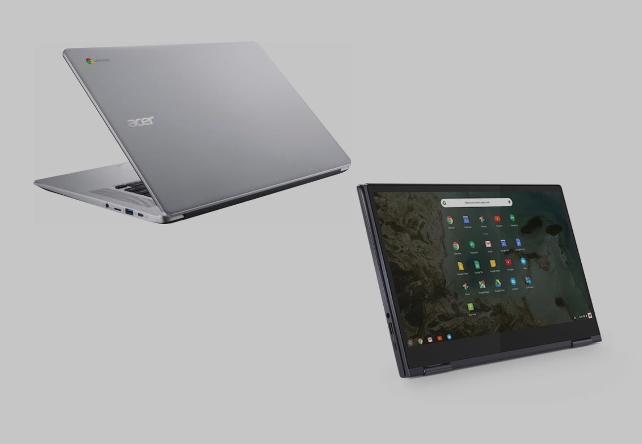 Massive deals on two massive Chromebooks