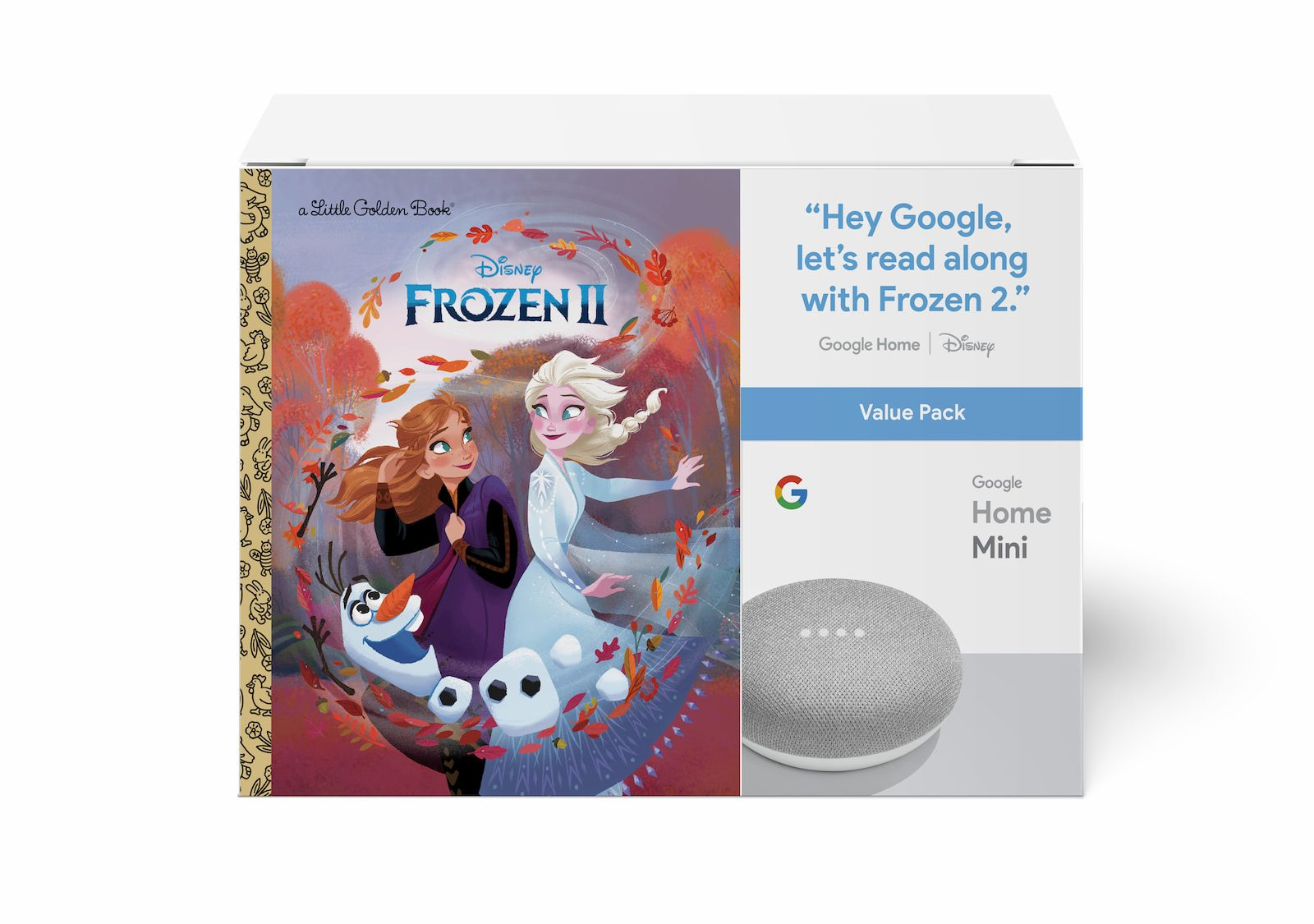 Deal Alert: Enjoy storytime with the Google Assistant, Frozen 2 and more for only $25