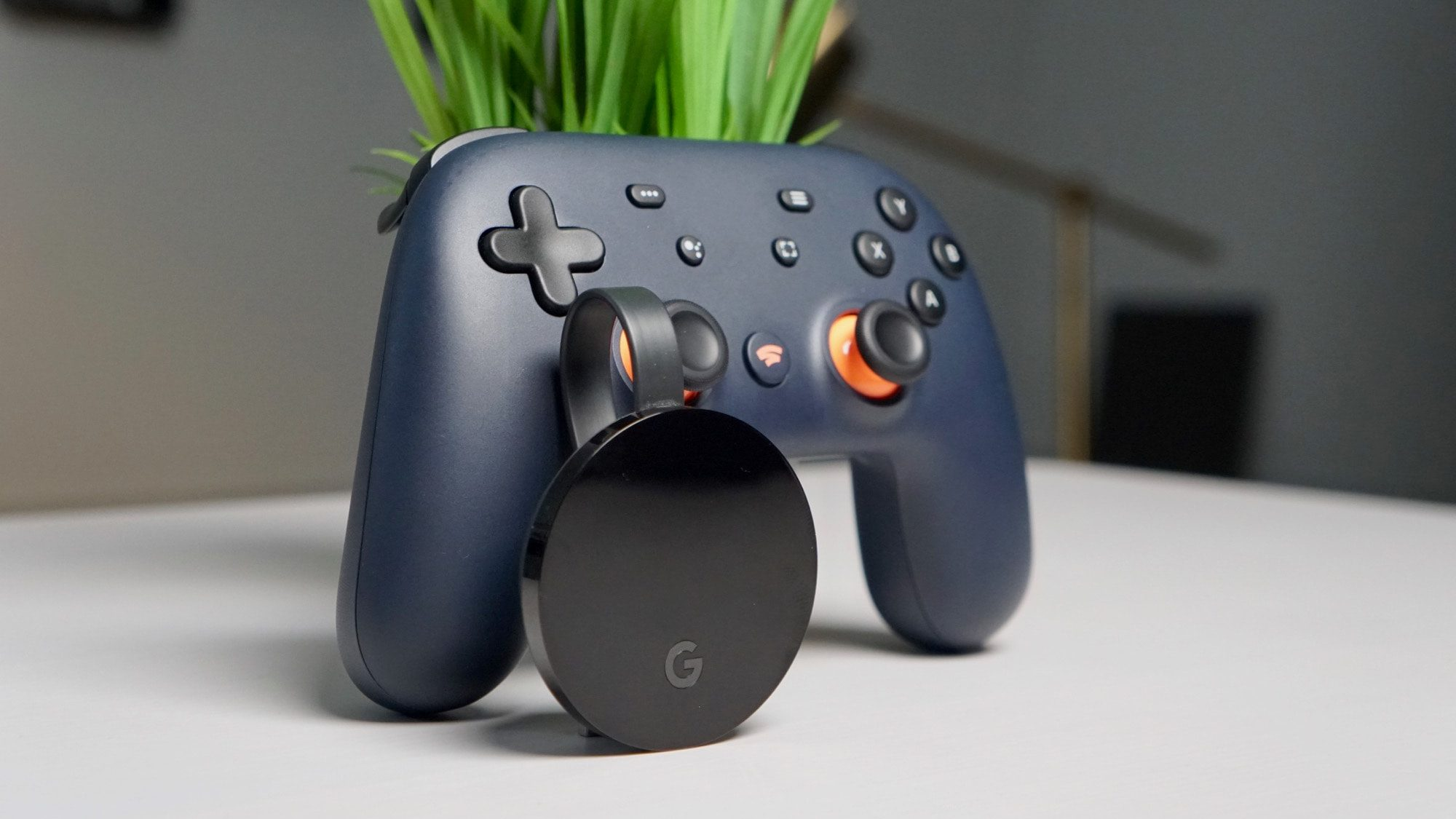 You can now play Google Stadia on all Chromecast Ultras