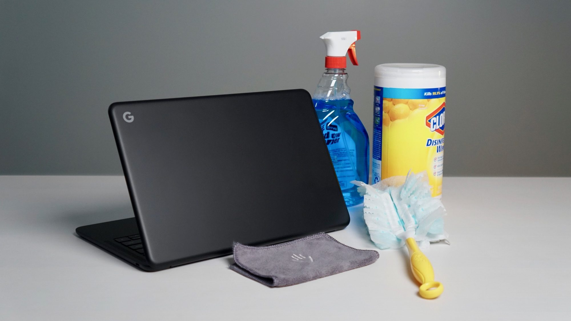 5 steps to clean and disinfect your Chromebook to prevent coronavirus spread