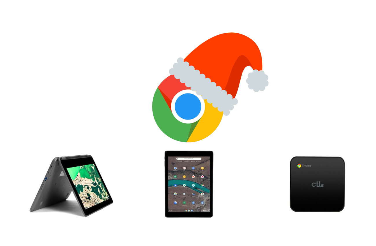 """""""Chrome for the Holidays: Save up to $100 when you shop CTL's End of Year Sale"""