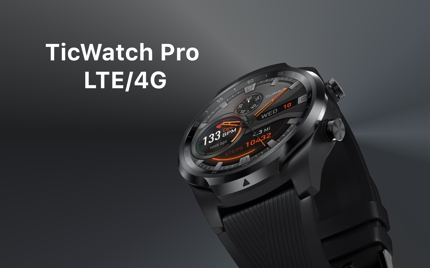 Deal Alert: 25% off the Assistant-enabled TicWatch Pro 4G/LTE