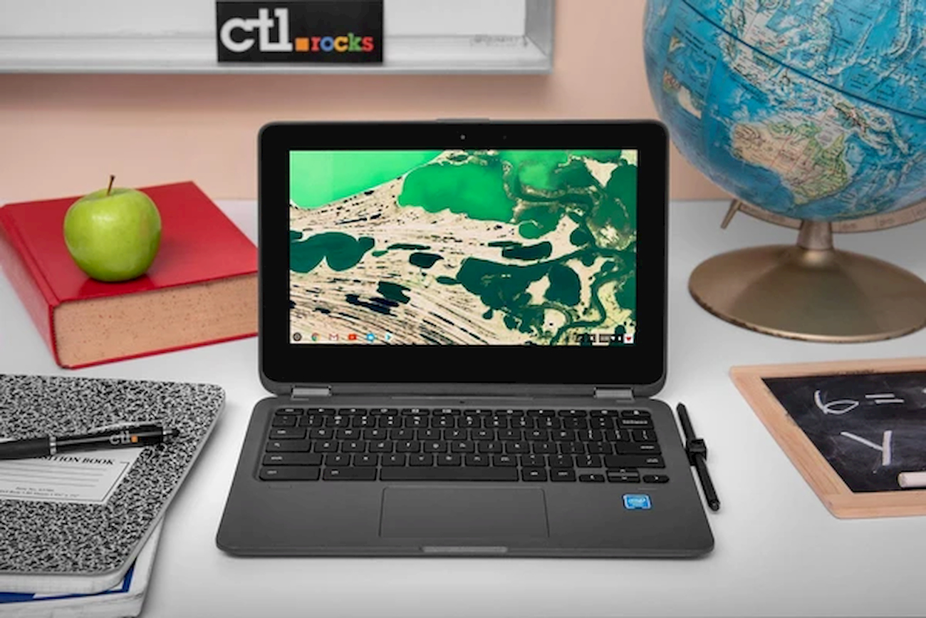CTL debuts new lineup of rugged and powerful Gemini Lake-R Chromebooks