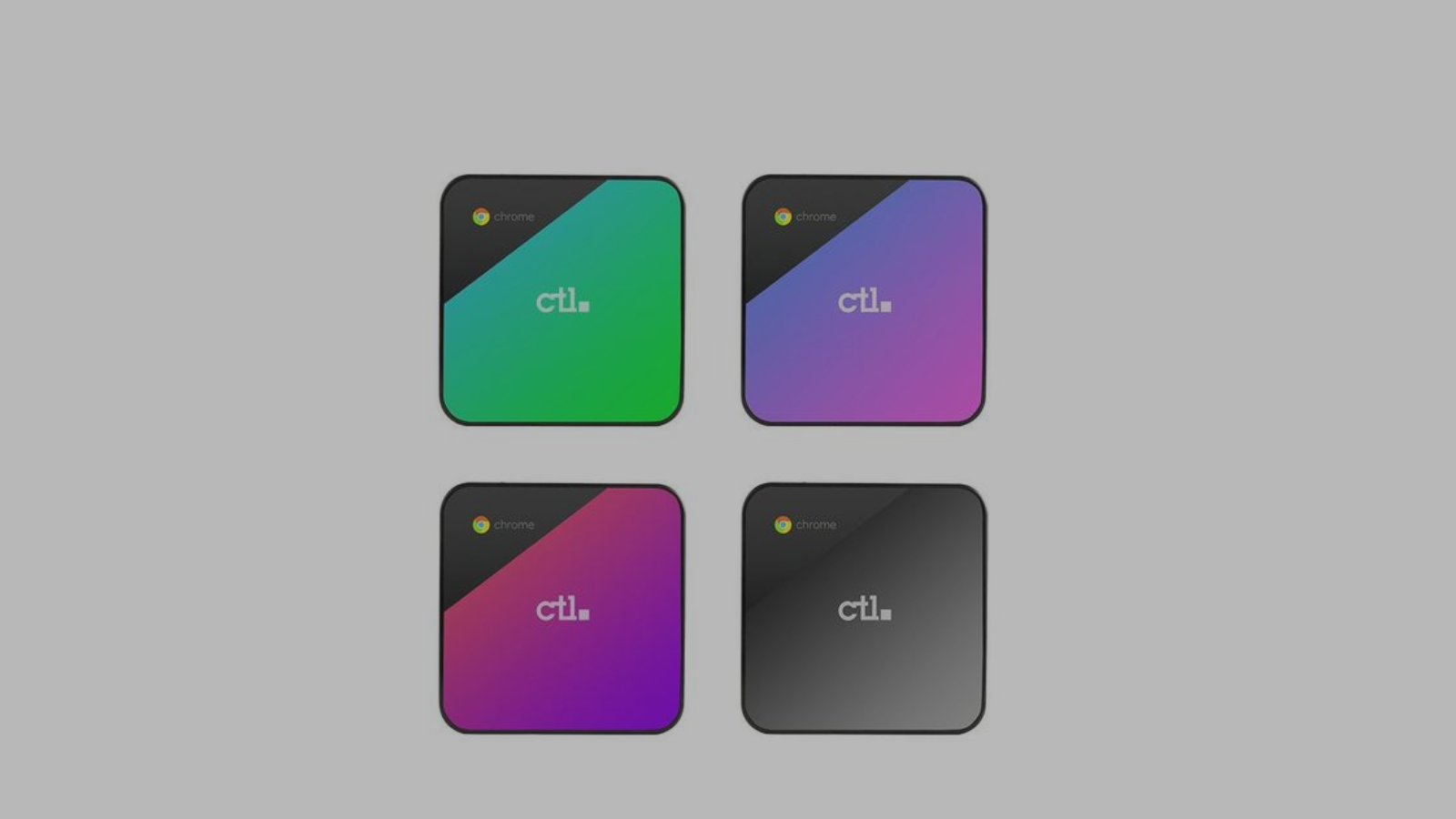 CTL adds a touch of color to their already awesome Chromebox CBX1C
