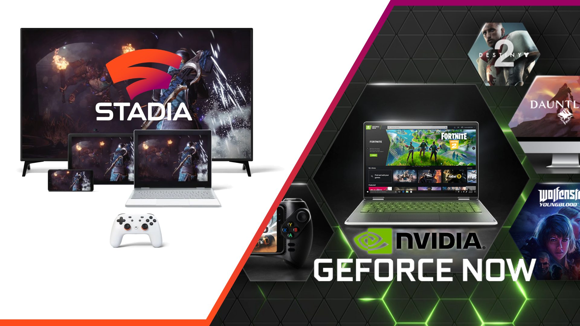 Upcoming NVIDIA GeForce Now Chromebook support could be trouble for Stadia